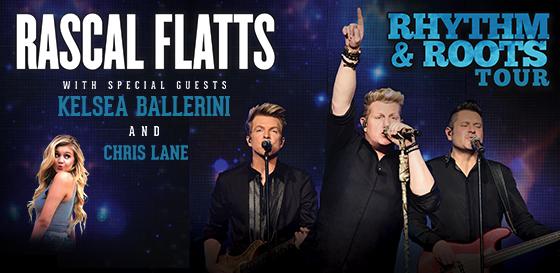 Rascal Flatts Tour Tickets